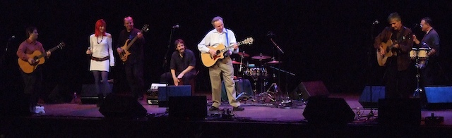 Al Stewart, with Laurence Juber, Dave Nachmanoff and supporting musicians