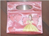 Hideous pink Disney bag